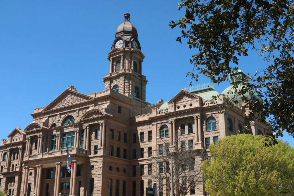 Tarrant County Courthouse Fort Worth, Texas